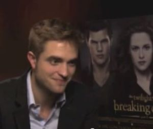 Robert Pattinson dans Fifty Shades Of Grey ?