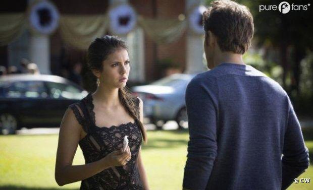 Une réaction inattendue pour Elena dans Vampire Diaries