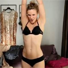 Lorie : Les divas du dancing, le clip frais et très coquin (VIDEO)