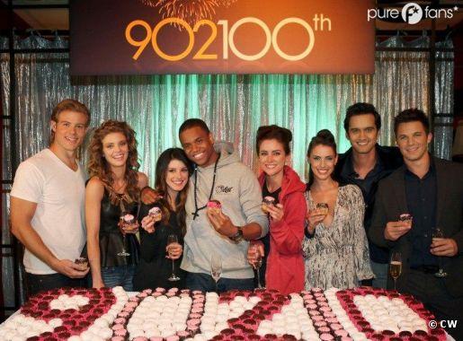 90210 fête son 100ème épisode !
