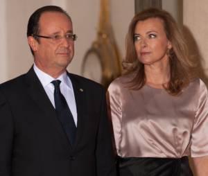 Valérie Trierweiler s'engage pour le projet de loi de François Hollande