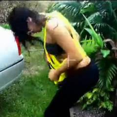 Les Marseillais à Miami : Un car-wash so sexy pour Thibault et Shanna !
