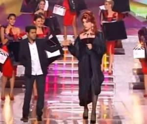 Jamel Debbouze et Gad Elmaleh font le show dans Miss France 2013 !