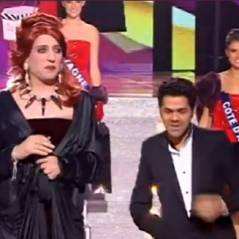 "Miss France 2013 : Jamel Debbouze coache la ""candidate"" Gad Elmaleh ! (VIDEO)"
