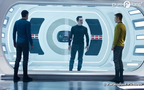 Nouvelle photo de Star Trek 2