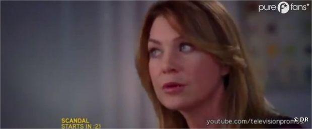 Doutes et décisions au programme dans le final de la mi-saison de Grey's Anatomy