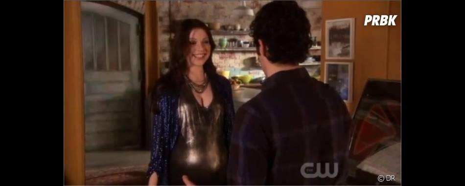 5. Georgina annonce à Dan qu'elle est enceinte