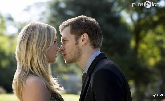 Ce qu'on veut pour Klaroline dans la suite de la saison 4 de Vampire Diaries