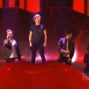 One Direction : leur perf' de folie sur le plateau de X Factor ! (VIDEO)