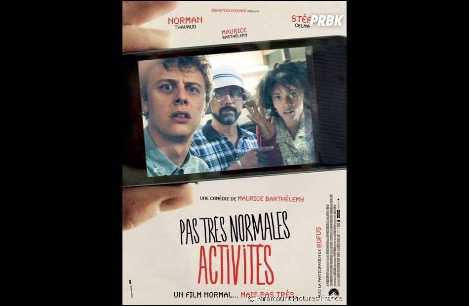 Pas très normales activités, le premier film de Norman Thavaud !