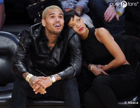 Rihanna : moment de tendresse avec son homme !