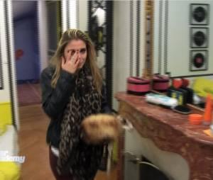 Mathilde pleure Jimmy