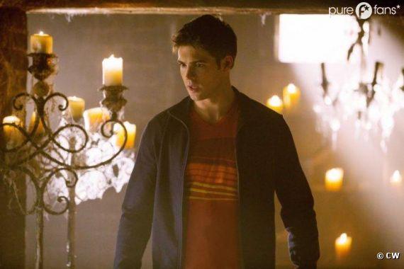 Jeremy VS Klaus dans Vampire Diaries