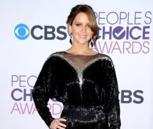 Jennifer Lawrence, sumblime en Valentino