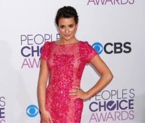 Lea Michele a encore fait sensation sur le tapis rouge