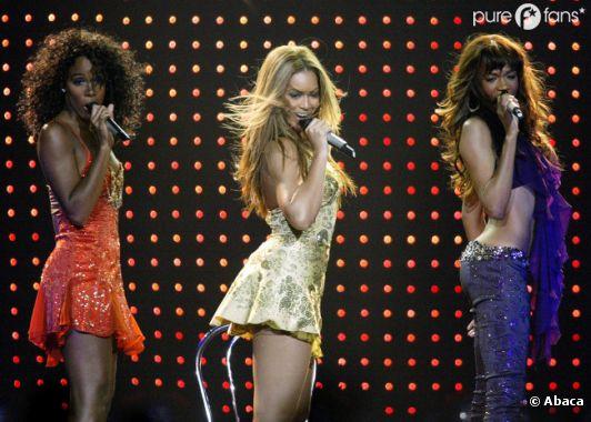 Le retour des Destiny's Child excite les internautes
