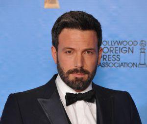 Ben Affleck récompensé aux Golden Globes 2013