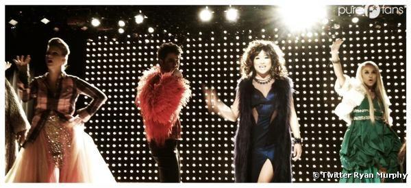 Première image de l'épisode 13 de la saison 4 de Glee