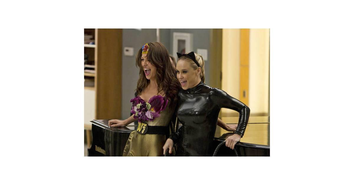 Après Les Super-héros, Nouveaux Déguisements Dans Glee !