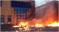 Londres : un hélico se crashe en plein centre-ville