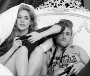 Le clip de Rest from the streets du groupe A Friend In London en featuring avec Carly Rae Jepsen.