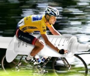 Lance Armstrong, un dopé qui inspire les internautes