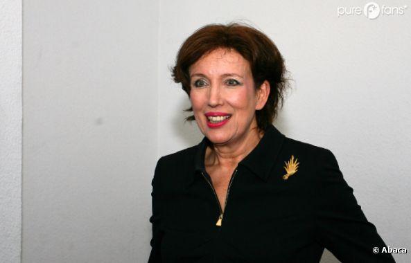 Roselyne Bachelot se lâche sur l'émission de Laurent Delahousse.