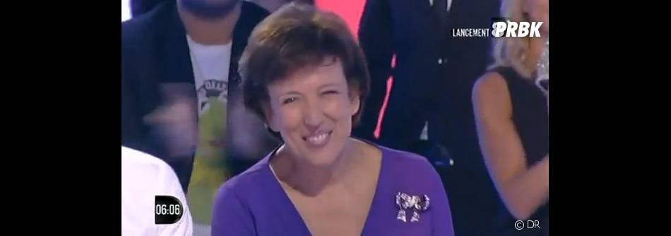 """Roselyne Bachelot a choqué en déclarant : """" la guerre c'est comme la coke """"."""