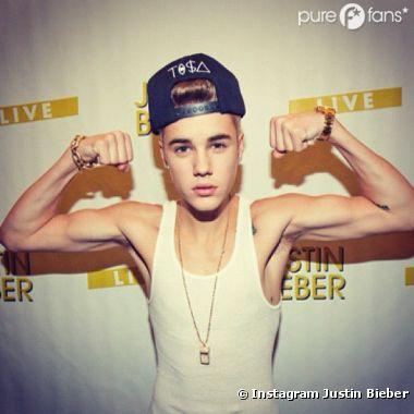 Justin Bieber est le plus fort sur Twitter