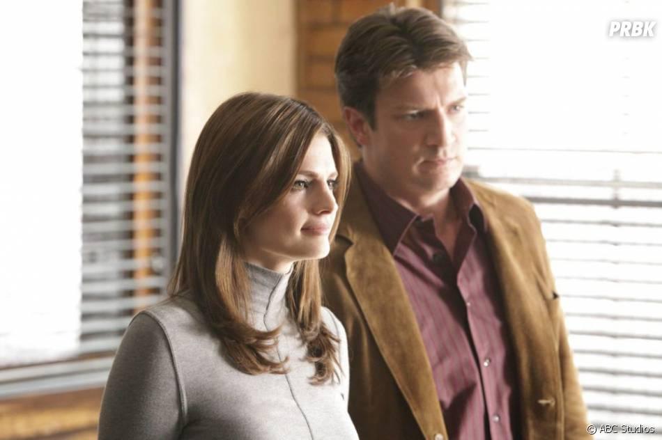 Beckett va enfin découvrir le père de Castle