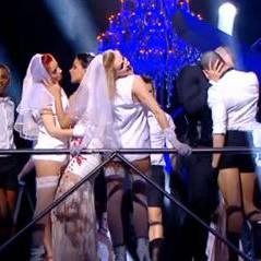 Shy'm : baiser lesbien aux NMA 2013, Et alors ?