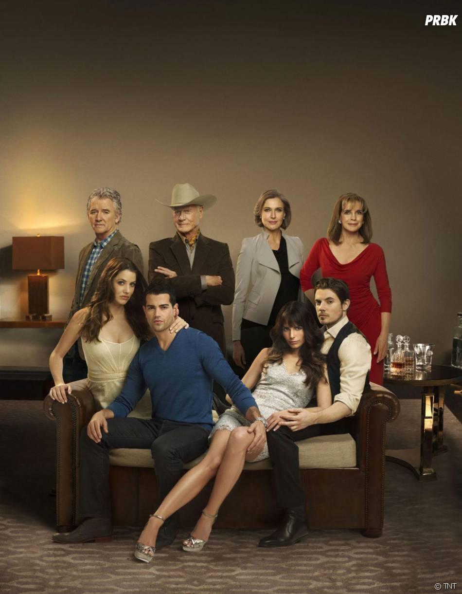Dallas saison 2, c'est tous les lundis aux US sur TNT