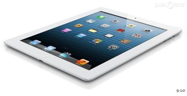 Le nouvel iPad est disponible depuis novembre