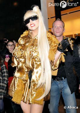 Lady Gaga perd des vues sur VEVO !