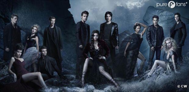 Vampire Diaries sait faire le buzz
