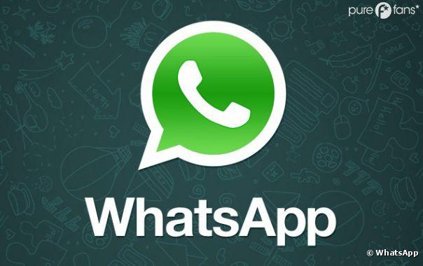 WhatsApp est une application disponible sur iPhone et Android