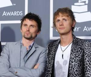 Muse est en tournée pour The 2nd Law