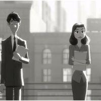 Oscars 2013 : Paperman, le court-métrage Disney qui va bluffer l'Académie