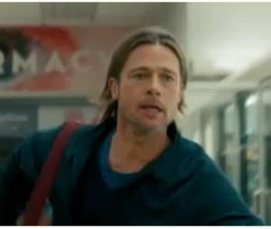 Teaser du prochain trailer de World War Z avec Brad Pitt