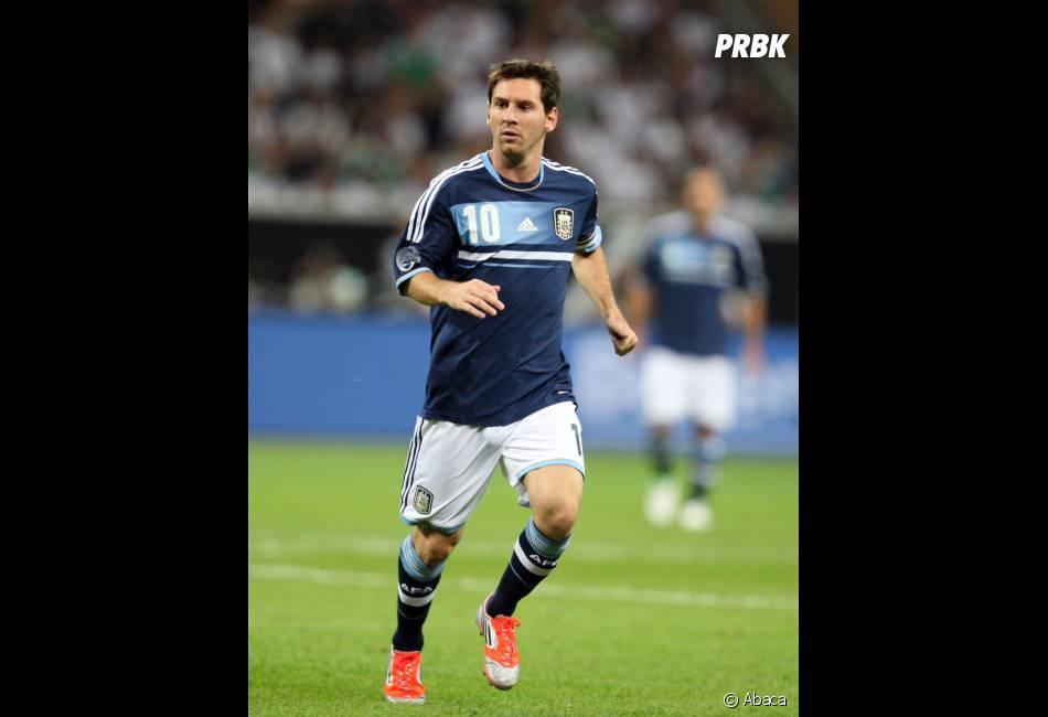 Lionel Messi aurait pété un câble