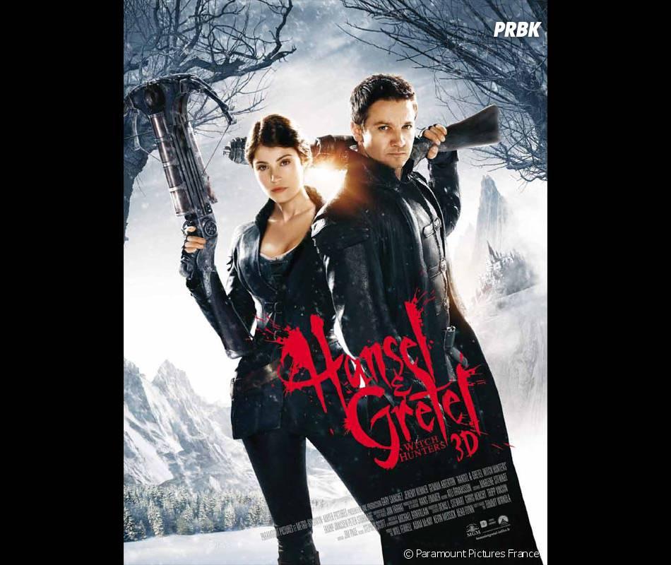 Hansel & Gretel prennent la seconde place du box-office US