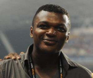 Marcel Desailly, consultant Canal+ pour la CAN 2013