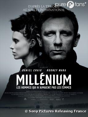 Millenium 2 devrait bien se faire avec Daniel Craig selon Rooney Mara !
