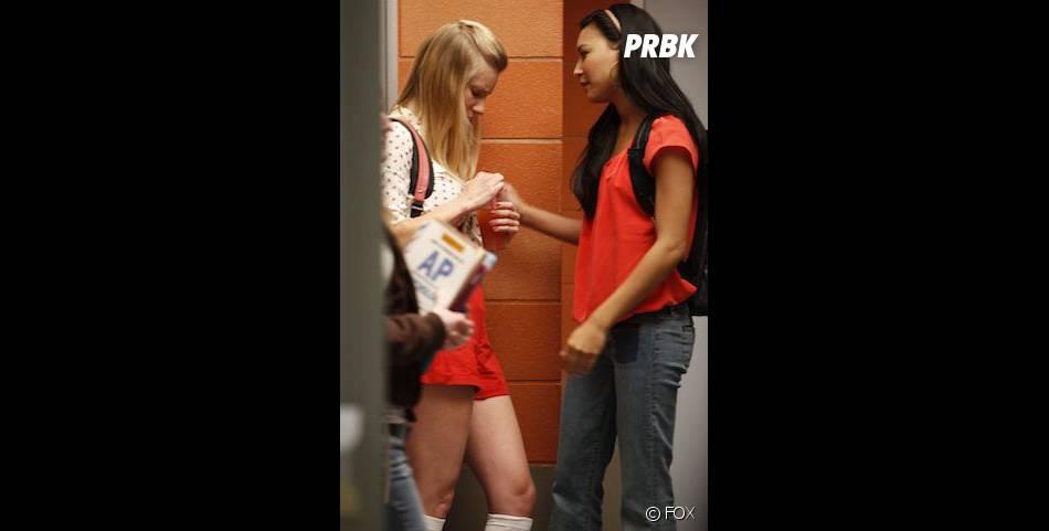 Santana va-t-elle reconquérir Brittany dans Glee ?