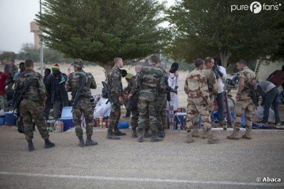 La guerre au Mali a déjà coûté 70 millions d'euros à la France.