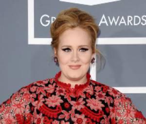 Adele gagne le prix de Meilleure performance pop aux Grammy Awards 2013