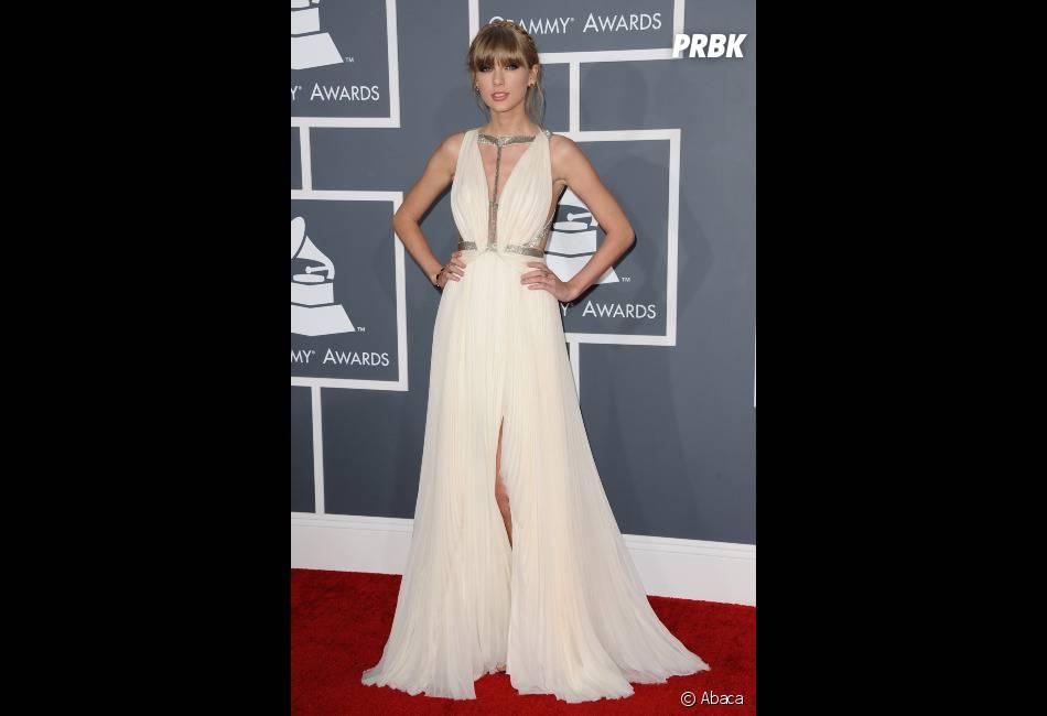 Taylor Swift gagne le prix de Meilleure chanson pour un film ou série aux Grammy Awards 2013