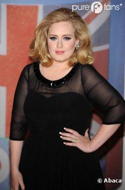 """Adele a touché le pactole avec son album """"21"""""""