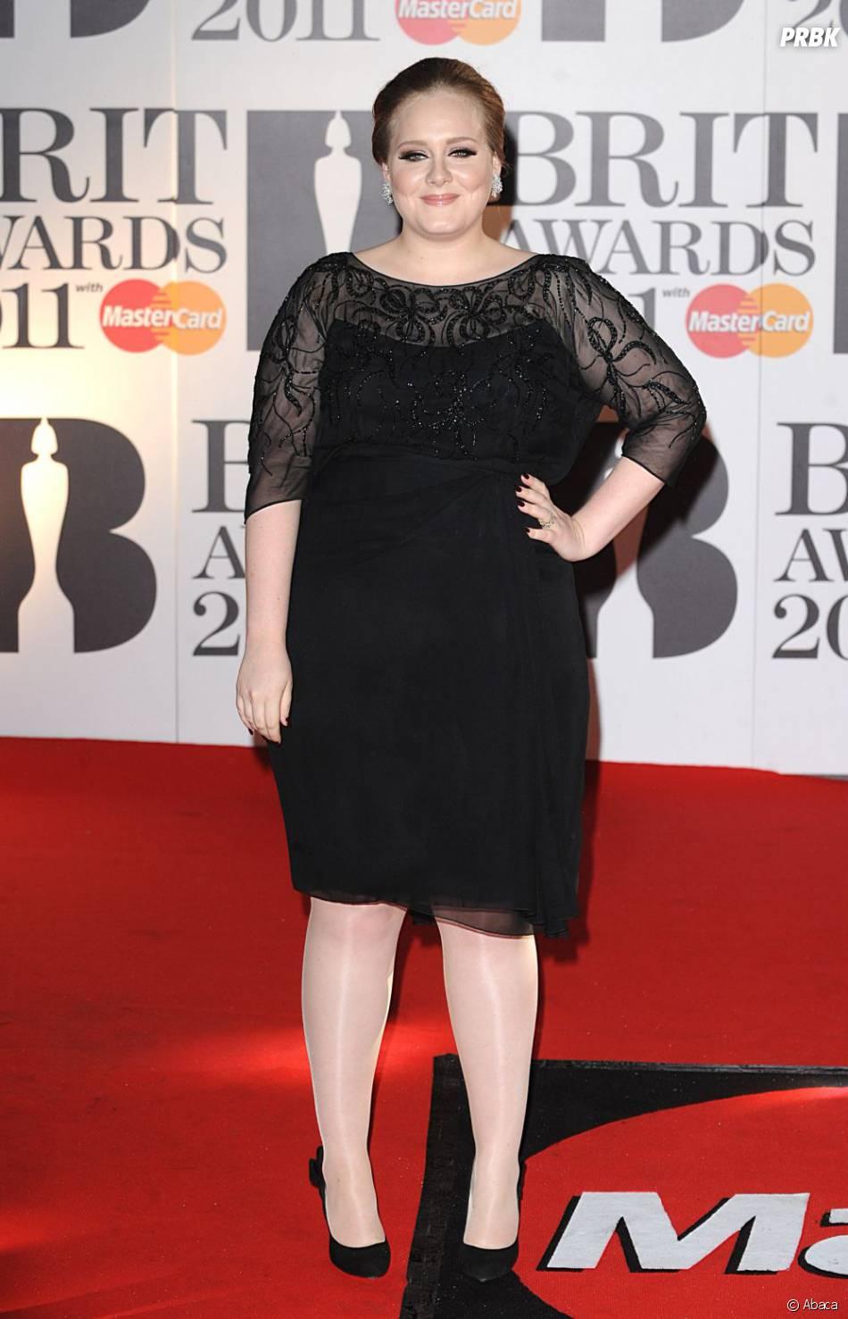 Tout sourit à Adele !
