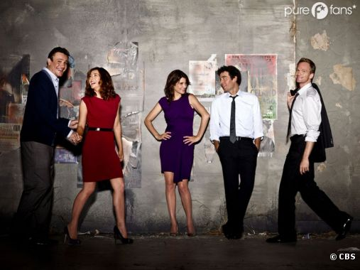 Va-t-il y avoir un mariage dans How I Met Your Mother ?
